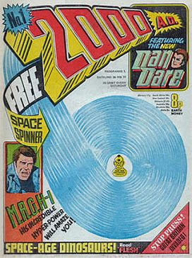 Image result for 2000ad issue 1