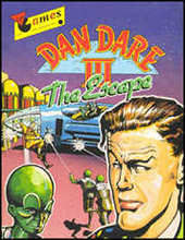 "For some extra related information, click here to go to my Dan Dare ""Commodore 64 Games"" page"