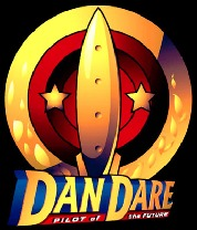Click here to go to the official Dan Dare website